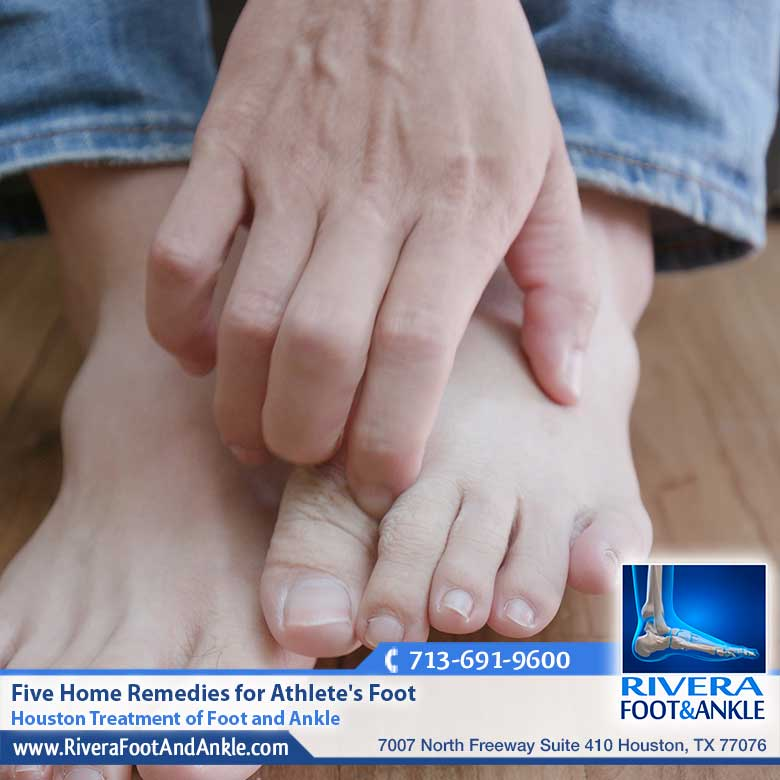 12 Houston Treatment of Foot and Ankle