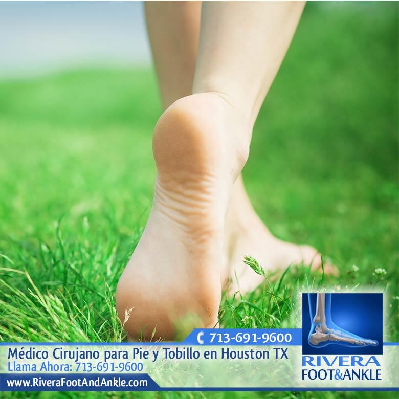 Médico Cirujano para Pie y Tobillo en Houston TX - Rivera Foot and Ankle