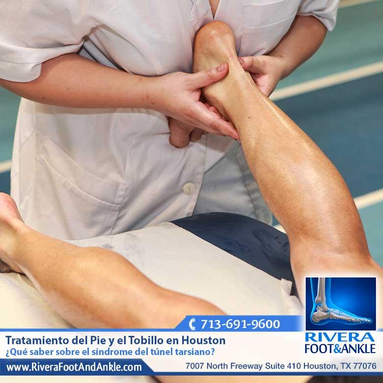 Tratamiento del Pie y el Tobillo - Rivera Foot and Ankle